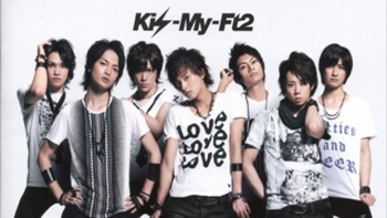 Kis-My-Ft2 (2011)
