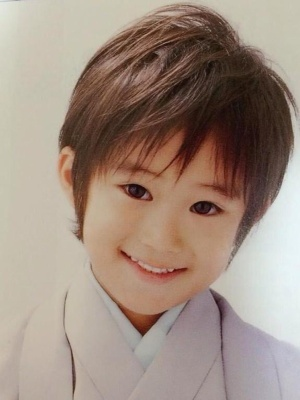 Hashimoto Ryo (before joined Johnny's)
