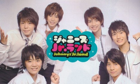 Johnnys' Jr Land (CM)