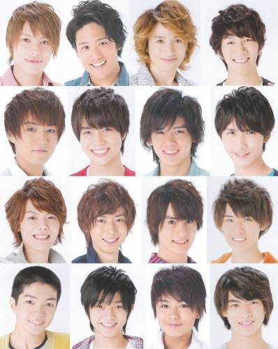 Kansai Johnny's Jr (2014) (Calendar)