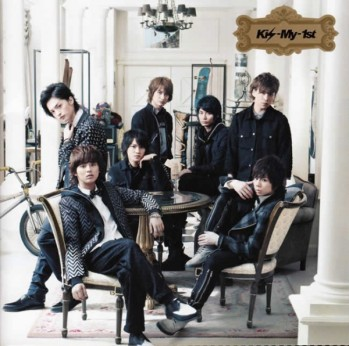Kis-My-Ft2 (2012)