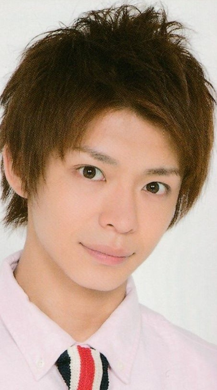 Kishi Yuta | Johnnys the Shonen World