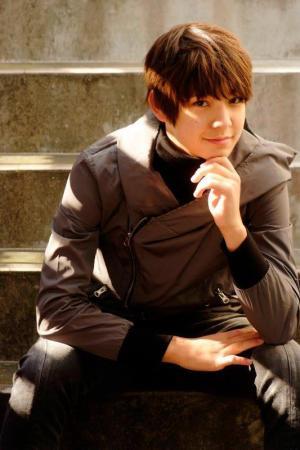 Okamoto Kauan before joined the agency