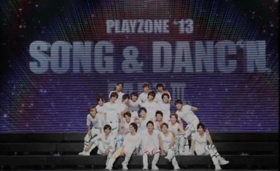 PLAYZONE '13 SONG & DANC'N. PART III