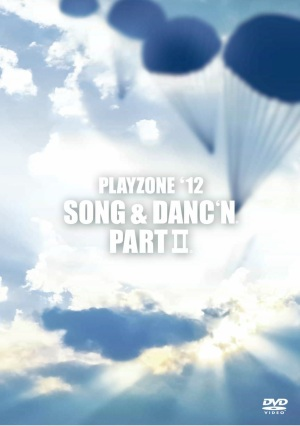 PLAYZONE '12 SONG & DANC'N. PART II. (DVD)