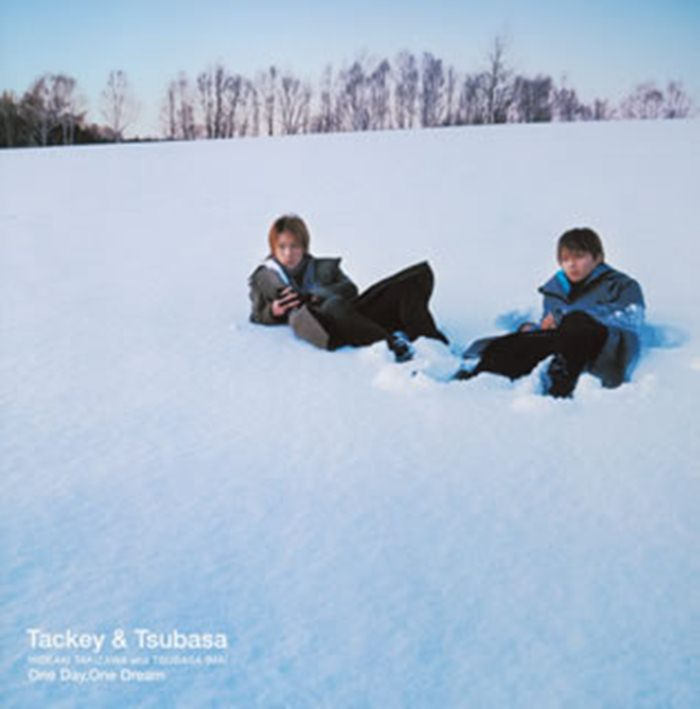 Image result for tackey & tsubasa one day one dream